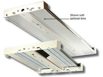 LED High Bay Warehouse, Shop, Commercial Light Fixture 14,680 Lumens 110W