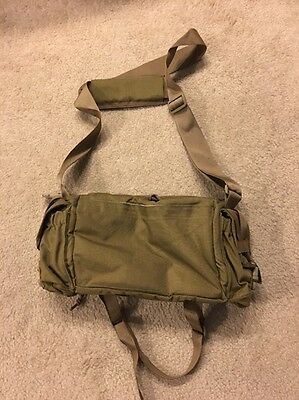 Eagle Industries Escape & Evade Bag Coyote Range LE FBI