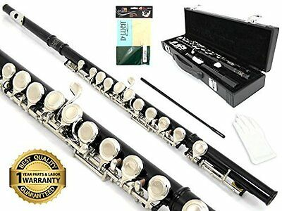 D'Luca 400 Series Black 16 Closed Hole C Flute, 1 Year Manufacturer Warranty