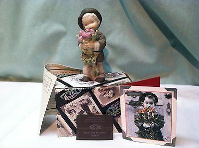 ENESCO Kim Anderson's Pretty as a Picture Won't You Be Mine 201677 NEW in Box