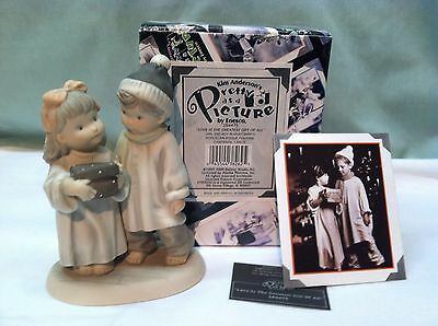 ENESCO Kim Anderson's Pretty as a Picture Love is the Greatest Gift New in Box