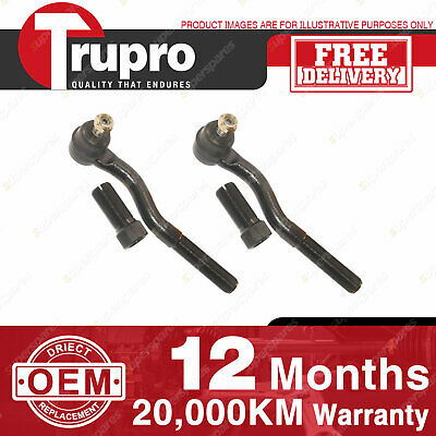 2 x DRAG LINK REPAIR KIT FOR TOYOTA HILUX LN106 LN65 08/88-07/97