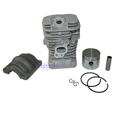 Cylinder and Piston Complete Chainsaw Poulan 1950 1950LE 2055 2150 2150LE Ø 41