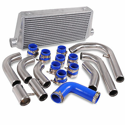 Alloy Front Mount Intercooler Kit For Toyota Celica Gt4 89-99 St185 St205 Turbo