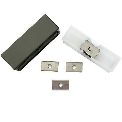 20 x 12 x 1.5mm Reversible Knives Solid Carbide Tips