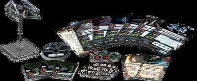 Star Wars - X-Wing - Tie Interceptor Expansion Pack - Sent First Class