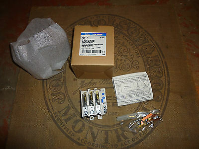 Cutler Hammer  Overload Relay Cat#c306Gn3B 3 Pole Open Type 75Amps New
