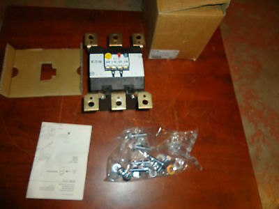 Eaton Cutler Hammer Iec Overload Relay #xtob125Lc1, New 95-125Amps