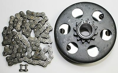 "Centrifugal Clutch Predator Engine 212cc HF Go kart 3/4"" ID 12 tooth #35 Chain"