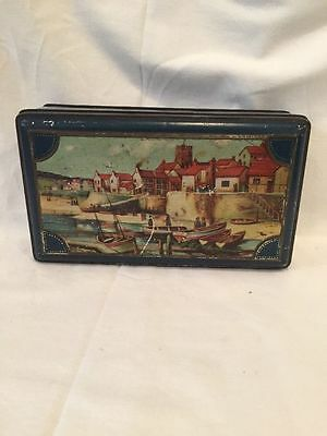 Vintage Rare And Collectable Bluebird Assorted Toffees Tin / Box Decorative