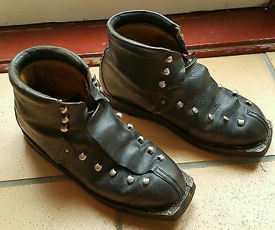 Collectable Vintage KOFLACH snow boots, size 8. Made in Austria