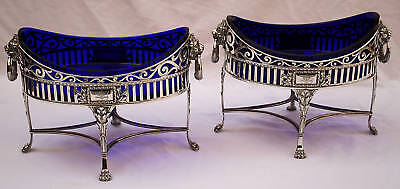 Magnificent Pair Of 19C French Center Pieces