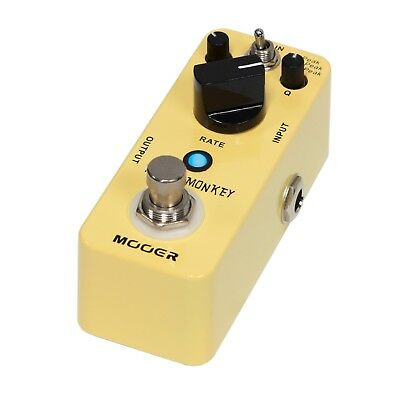 NEW Mooer Funky Monkey Auto Wah Micro Electric Guitar Effects Pedal True Bypass