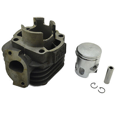 2 Stroke 40mm Cylinder Kit For Yamaha Jog 50 Jog50 Piston And Rings Scooter New