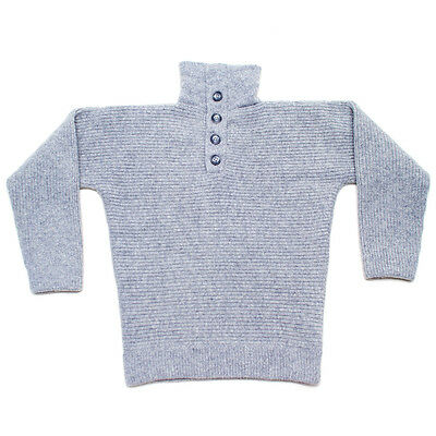 a7caa185d 100% WOOL DACHSTEIN Woolwear Thick Boiled Wool Pullover Sweater from Austria