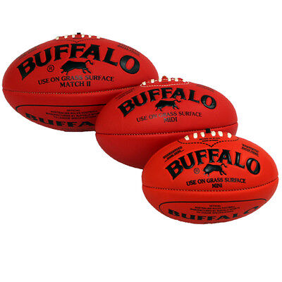 Buffalo Sports Soft Touch Match Ii Afl Football - Multiple Colours & Sizes