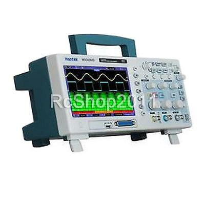Hantek MSO5202D 200MHz 2 Channel 1GSa/s Oscilloscope 16CH Analyzer USA FAST
