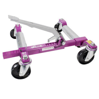GoJak Heavy-Duty Wheel Dolly Left Handed One Dolly G6313L