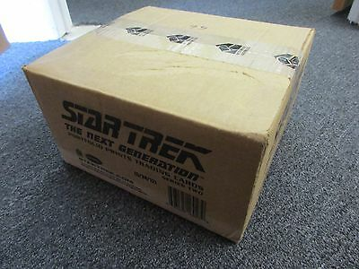 Star Trek The Next Generation Portfolio Prints Series 2 Sealed 12 Box CASE - TNG