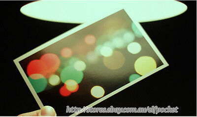 Shadow of Time LOMO Greeting Gift Cards Postcards Set of 30