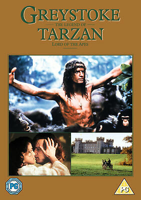 Greystoke - The Legend of Tarzan Lord Of The Apes [1984] (DVD)