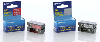 Nastro Casio Per Disc Title Printer Disponibili Vari Colori