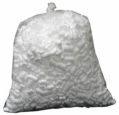 1 Bag Packing Peanuts 1.5 Cubic Feet (11 Gallons)- Free Shipping