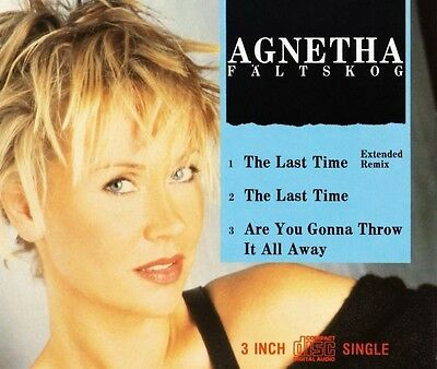 Agnetha Fältskog That's Me - The Greatest Hits