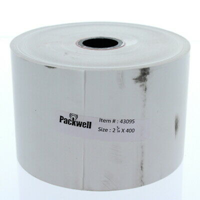 "24 Case 2-5/16""x 400' Wayne Pump Thermal Paper Rolls*COMMERCIAL* SPECIFIC STATES"