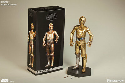 Sideshow Star Wars C-3PO 1/6 Scale Figure