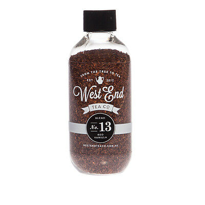 NEW Blend No. 13 Red Vanilla Rooibos Tea by West End Tea Co