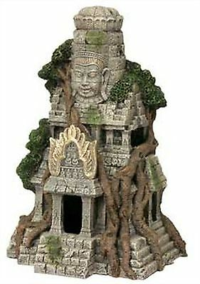 Cambodian Temple Ruins Aquarium Decorative Ornament Decoration Fish Tank Aquatic
