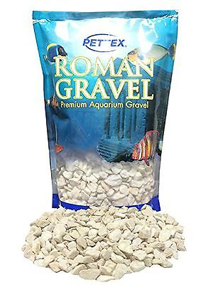 Premium Roman Gravel Aquatic 2 Kg Natural Jurassic Pebbles Aquarium Fish Tank