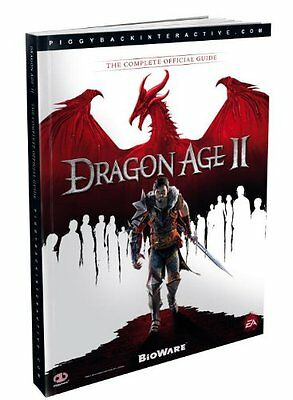 Dragon Age 2 The Complete Official Guide Piggyback *NEW & SEALED*