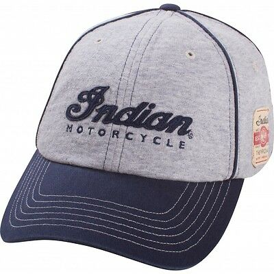 Indian Motorcycle Baseball Cap Marl Hat