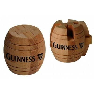 Guinness Barrel Puzzle- Novelty Gift