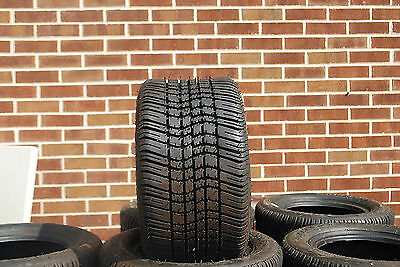 1-PAIR / CARLISLE TOUR MAX 205/50-10 GOLF CART TIRES (4-Ply) (B-Ply) (#M4203)