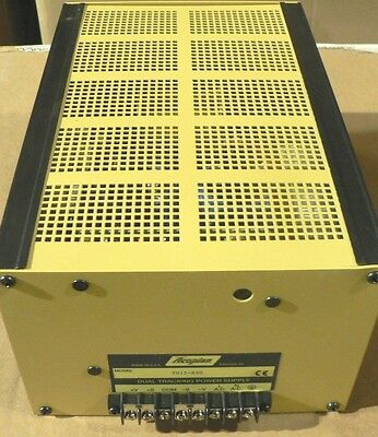 Acopian Td15-850 Dual Tracking Power Supply New!