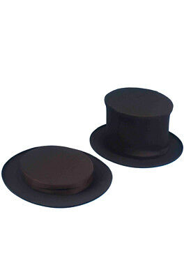 Magician Collapsible Top Hat (Child) Costume Accessory