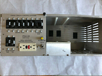 Used Eagle Aad11212 Traffic Control Systems Controller Unit For Traffic,boxec