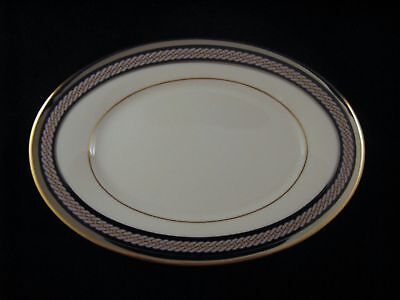 Noritake KING'S GUARD Relish / Pickle / Butter Tray