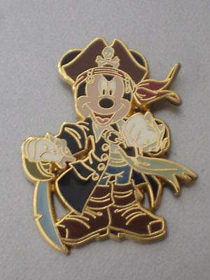 Disney Parks 2007 Pirates of the Caribbean Mickey Mouse Pirate Pin