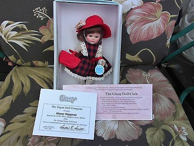REPRODUCTION VOGUE RARE & BEAUTIFUL MERRY MOPPETS DOLL mint in Box