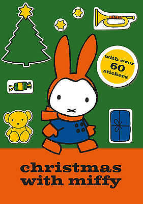 Christmas with Miffy: Sticker Activity Book, Simon & Schuster UK, New