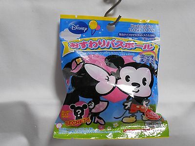 BATH BOMB MICKY & MINNIE from JAPAN FREE SHIPPING !