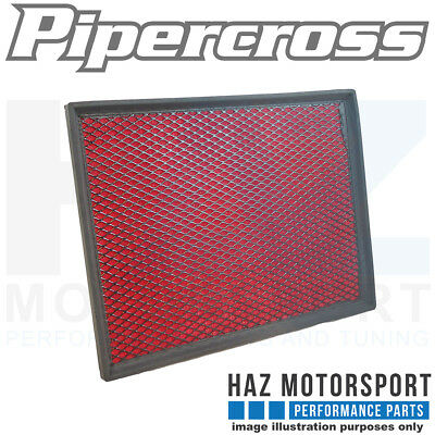 Vauxhall Zafira Mk1 2.2 16v 10/00 - 07/05 Pipercross Panel Air Filter PP1534