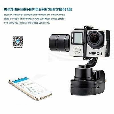 Zhiyun Z1-Rider M 3 Axis Brushless WG Wearable Gimbal Stablizer Fit Gopro 3 3+ 4