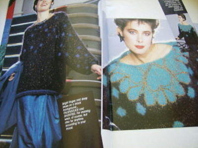 Phildar Knitting Book #134 Autumn 34 Women's Patterns All Shown