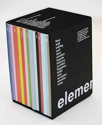 Elements by Rem Koolhaas Paperback Book (English)
