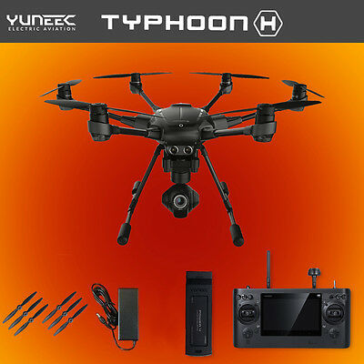 YUNEEC Typhoon H 4K Collision Avoidance Hexacopter Drone Unique | Free Shipping